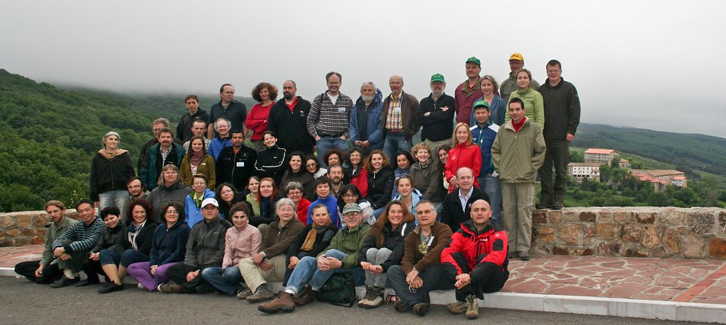 Participants and monastery B